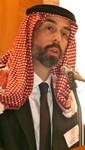 HRH Prince Ghazi bin Muhammad bin Talal
