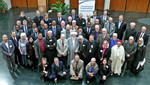 "Participants at the Christian-Muslim conference ""Transforming communities"""