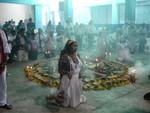 At the VI Continental Gathering of Indigenous Theology of Abya Yala, December 2009