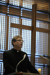 First prayer service at the ecumenical centre with Rev. Dr Olav Fykse Tveit as General Secretary