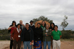 An international ecumenical delegation sent by the World Council of Churches visited the Indigenous Peoples of Australia from 12-17 September 2010.