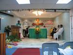 Visit to a Malaysian church