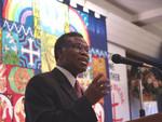 Rev. Dr Samuel Kobia, WCC general secretary.