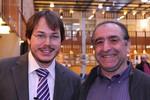 Marc-Henri Heiniger and Faruk Yorulmaz