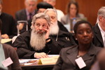 Bishop Nicolaos Hyka at the Central Committee,2011