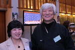 Ms Hae-Sun Jung and Rev. Young-Ju Kim