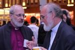 Bishop Simo Peura and Rev. Dr Walter Altmann