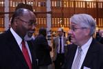 Bishop Dr. John Franklin White and Rev. Dr Robert K. Welsh