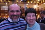 Mr. John Baxter-Brown and Rev. Lindsey Heather Sanderson