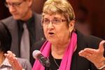 WCC president from the Caribbean/Latin America  Rev. Dr Ofelia Ortega Suárez