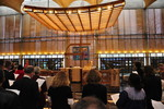 Morning prayer during the WCC Central Committee meeting February 2011, Geneva