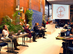 During a session of the WCC Central Committee 2011