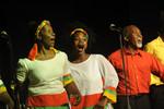 Peace concert at Emancipation Park, Kingston