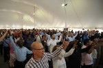 IEPC ecumenical prayer service for peace