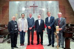 WCC delegation meets general secretary of the Episcopal Anglican Church of Brazil