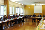 Bishops of the [Lutheran] Church of Norway visit the Ecumenical Centre, Geneva