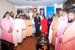 Welcome at the residence of H.E. Dr Joseph Mar Thoma Metropolitan