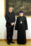 Visit to the Armenian Apostolic Church, Mother See of Holy Etchmiadzin