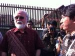 Rev. Dr Walter Altmann visits the GKI Taman Yasmin Church in Bogor
