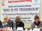 Global Ecumenical Network on Migration conference in Beirut