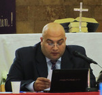 David Victor R. Youssef, of the Coptic Evangelical Organization for Social Services
