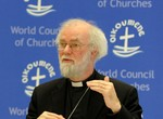 Dr Rowan Williams, Archbishop of Canterbury