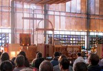 Visit of Taizé Community to the Ecumenical Centre