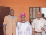 Visit to the Church of Christ in Nigeria