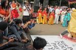 Sunday worship of Taman Yasmin Church Indonesia