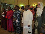 Christian Muslim delegations visit to Nigeria