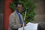 Rev. Dr Simon Kossi Dossou