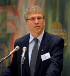Rev. Dr Olav Fykse Tveit, general secretary, WCC
