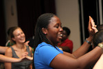 Njideka Onwunyi at the Y4EJ seminar