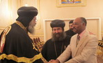 GS visit to Coptic Orthodox Church