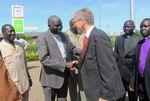 GS visit to South Sudan