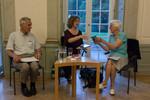 Conversation with Konrad and Elisabeth Raiser