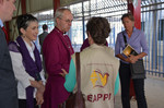 Archbishop Justin Welby visits EAPPI