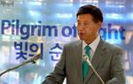 Korean Host Committee visit