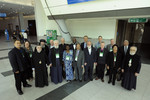 Members of the outgoing WCC Executive Committee