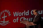 WCC 10th Assembly, Republic of Korea, Busan, 7.11.2013, Justice and Peace Plenary.