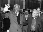 Nelson Mandelas visit to the WCC in 1990