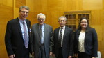WCC GS meeting with Lakhdar Brahimi
