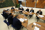 Meeting with members of Syrian opposition