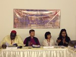 international ecumenical consultation on 'Migration and Human Trafficking: Modern Slavery?, Colombo, Sri Lanka