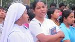 Bangladesh protest for victims of Baniarchar Church